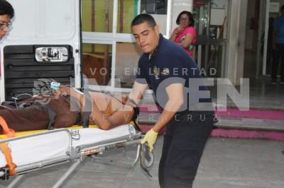 Tras ser baleado, muere hombre en hospital de San Andrés Tuxtla
