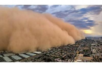 Tormenta de Arena 'Haboob' sepulta ciudades en Arizona