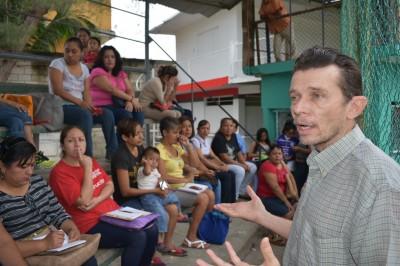 Pepe Kirsch apoya el reclamo de la ciudadanía