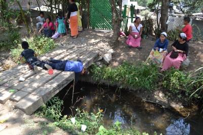 Al menos 5 comunidades de la región de las Altas Montañas carecen de agua potable