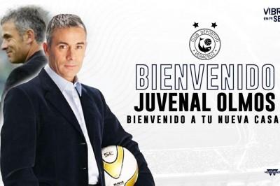 Juvenal Olmos, nuevo entrenador de los Tiburones Rojos