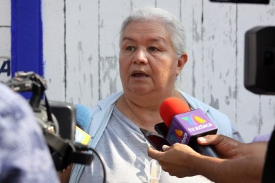Integrantes de 'La Huaca'  acusan a Nohemí Palomino de despojarlos de sus viviendas