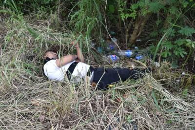En el 2012 el taxista localizado asesinado había sido detenido