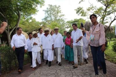 Cumbre Tajín será totalmente cultural,  el festival musical se realizará en Costa Esmeralda: Cuitláhuac
