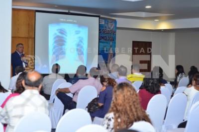 SIMPOSIO MÉDICO : Realizan segundo congreso de Tópicos Selectos de Neumología