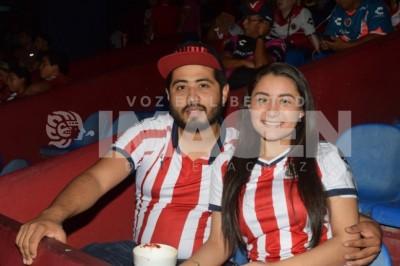 SPORT: En el partido de Tiburones contra Chivas