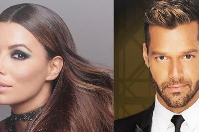 Vienen a México Eva Longoria y Ricky Martin