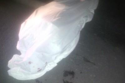 Auto fantasma atropella y mata a un abuelito