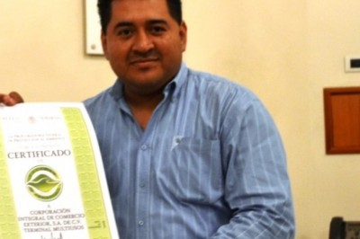 CICE recibe autorización de Aduanas para que San Julián opere como recinto fiscalizado estratégico