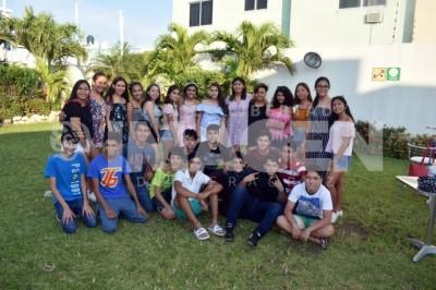 PREFIESTA DE XV: Cindy Linette Vázquez Morteo se anticipa a su cumpleaños