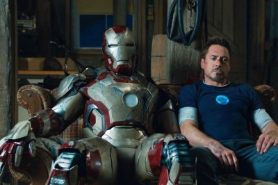 Muestran el casting de Iron man