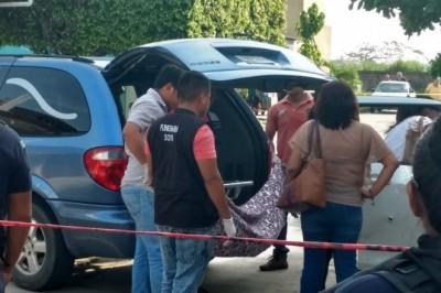 Asesinan a hijo de Directora de Programas Sociales en Coatzacoalcos