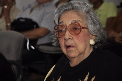 Realizan documental de Ursula Ramos