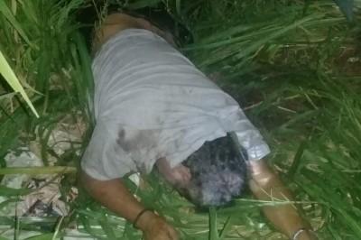 Dramática muerte encontró un motociclista tras caer y fracturarse la cabeza