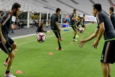 México y Uruguay se enfrentarán esta noche
