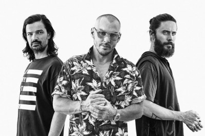 Thirty Seconds To Mars regresa a México