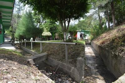 Gestionan obra para evitar inundaciones