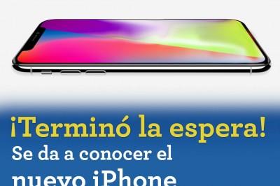 Descubre las características del nuevo iPhone