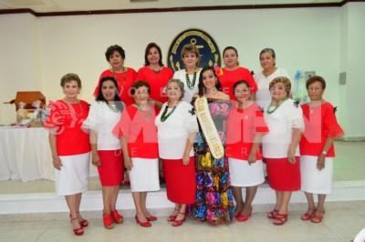 AMENA MAÑANA :Realizan exitosa Lotería Mexicana del Club Náutico Antares