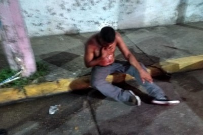 Hombre resulta herido con arma blanca en Minatitlán