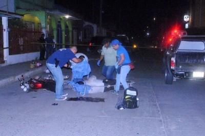 Motociclista muere tras derrapar en su unidad en Cosamaloapan