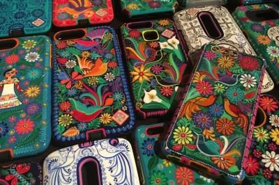 Mezclan la artesanía y la tecnología