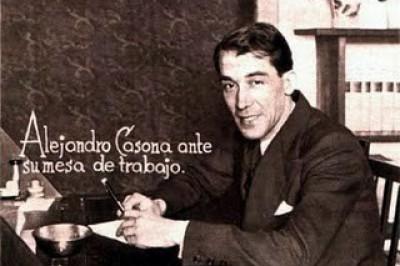 A 53 años de su muerte Alejandro  Casona  mantiene  presencia  con su legado de obras  emblemáticas del teatro español contemporáneo.