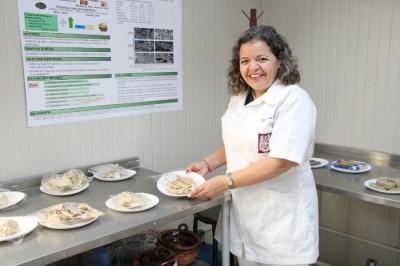 Científicos del IPN crean cubiertos comestibles