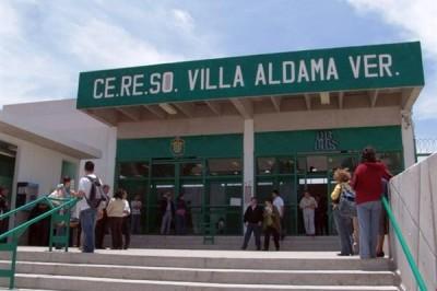 Reos peligrosos salen de la cárcel en el sur de Veracruz