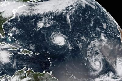 Prevén tormentas torrenciales en norte y sureste del país