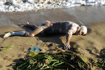 Localizan cuerpo putrefacto en playas de Villa Allende