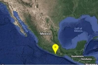 SSN reporta nuevo sismo de magnitud 5 en Guerrero