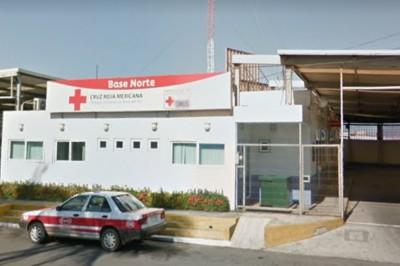 Asaltan Cruz Roja de Veracruz-Boca del Río