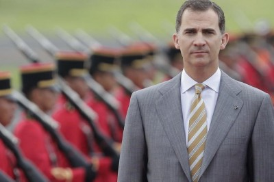 Felipe VI asistirá a toma de protesta de AMLO