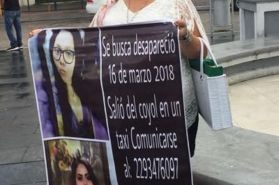 Fiscalía de Veracruz ignora caso de desaparición de Cielo Concepción