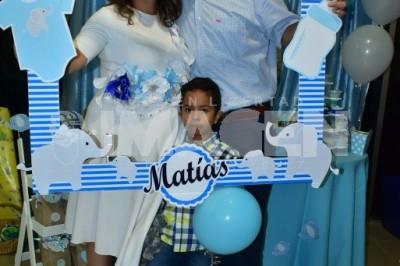 ESPERA SU SEGUND BEBÉ: Emilia Zapiaín Moreno protagoniza divertido baby shower