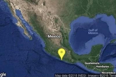 Se registra sismo de 4.1 grados en Acapulco