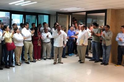 Se registra candidato a la sección 30 en Poza Rica