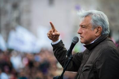"""""""Nunca más censura a la prensa libre e independiente"""": AMLO"""