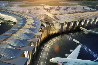 Obtiene Imagen del Golfo la exclusiva del nuevo aeropuerto