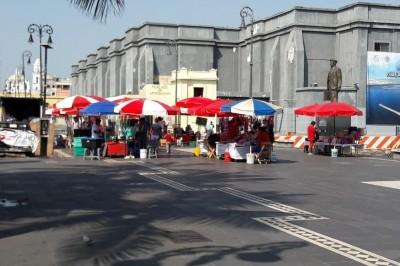 Vendedores de 'El Cajon' solicitan permiso para instalarse en el malecón