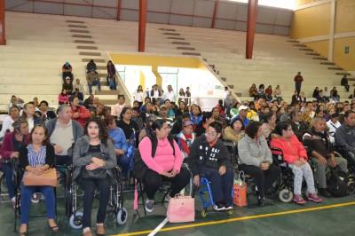 CrisVer y Dif llevan a cabo Jornada de Credencialización para personas con discapacidad