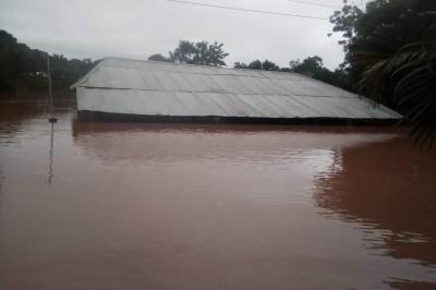 Emite SEGOB alerta de emergencia para 13 municipios de Veracruz por fuertes lluvias