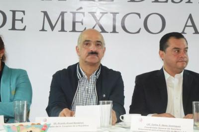 Se requiere del apoyo del Gobierno Federal para cubrir la deuda de Veracruz