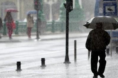 Alerta Gris por temporal lluvioso y evento de norte en sur y norte de Veracruz