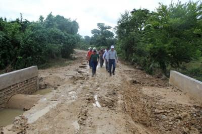 Suman 15 mil afectados por Frente Frío en Sayula