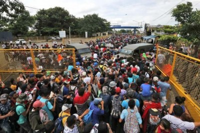 Regresan 3 mil 107 migrantes de forma voluntaria a Honduras