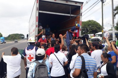 Reportan desaparición de al menos 100 migrantes en Veracruz