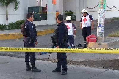 Durante operativo  de supuesto asalto asesinaron a balazos a hijo de periodista