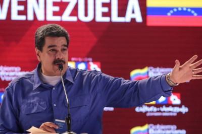 No se retirará invitación a Maduro a toma de protesta de AMLO: Jesús Ramírez